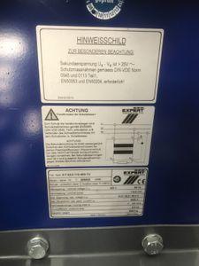 EXPERT 9-7-42,0-110-400-TU Trafo Transformator Stromrichter 110kVA Prozess-Trafo – Bild 3