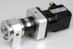 LTi Drives LSH-074-2-30-320/T1,1R Servomotor + Getriebe Neugart PLE 60 – Bild 1