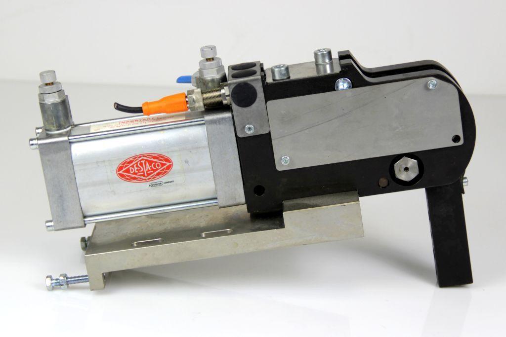 DESTACO 82E50-101C0000 POWER CLAMP Automations-Kraftspanner Pneumatik 800Nm 135°
