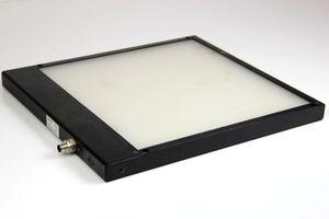 UNIVISION TLQ-3030-IR Lichtbox Industrie Leuchtelement Werkstoffprüfung M12 4pol – Bild 1