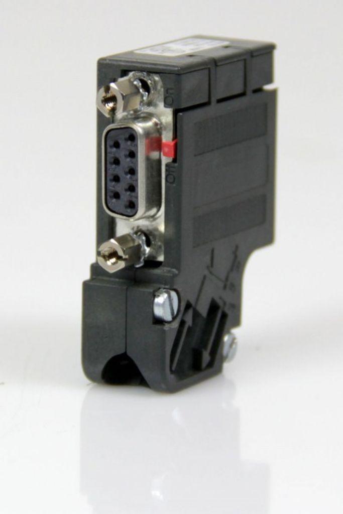 SIEMENS SIMATIC Profibus Stecker Busanschlussstecker 6ES7 972-0BB41-0XA0 E:1