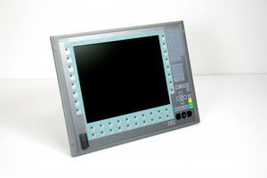 "Siemens Simatic PC677B Industrie Panel PC 15"" - 6AV7873-0BD30-1AC0 - 10/10/I5/07 – Bild 1"