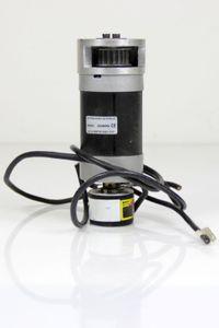 Servo Tecnica SVT57BL03-60V-50167BL02 60VDC Servomotor + Drehgeber H40-6-0500VL – Bild 1