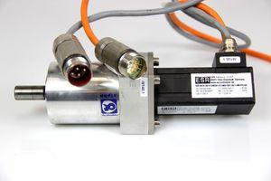 ESR MR6919.3670-D0020-U3-N60-G01-AK1-M0-P0-S0 Servomotor + ALPHIRA 060 Getriebe – Bild 1