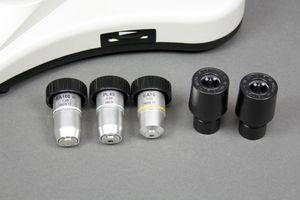 Müller - BioLab-I - Invertmikroskop / metallurgisches Mikroskop 100x - 1250x – Bild 4