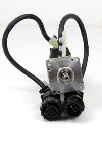 Rexroth MSM020B-0300-NN-M0-CG1 Servomotor Motor Syncro Drive Motor 92V 1A 0,1kW – Bild 3