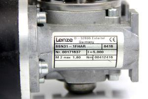 LENZE - Servomotor SSN31-1UHAR-055C22 + Getriebe SSN31-1FHAR + Linearführung – Bild 5