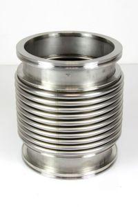 Vakuum-Federbalg ISO-K DN 160 Edelstahl Wellschlauch Vacuum stainless steel – Bild 2