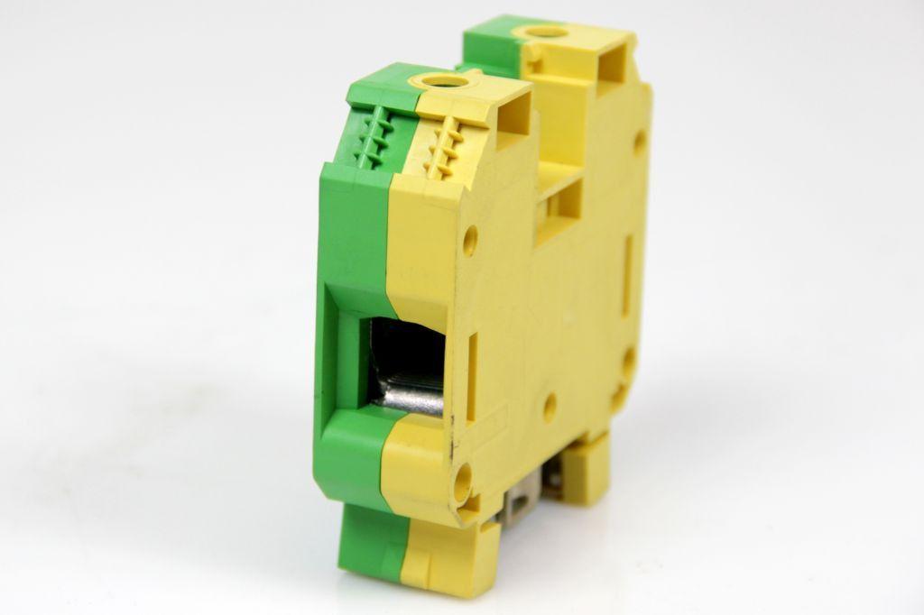 WIELAND WKN70 SL/U Schutzleiterklemme 70mm² 57.570.9055.0 TERMINAL BLOCK