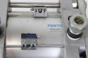 FESTO DNG-200-50-PPV-A 33025 WN08 Normzylinder  – Bild 3