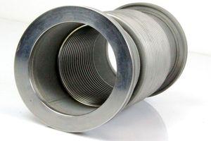 Vakuum-Federbalg ISO-K DN63 Edelstahl Vacuum stainless steel – Bild 1