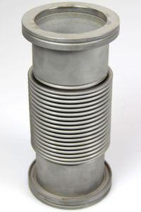 Vakuum-Federbalg ISO-K DN63 Edelstahl Vacuum stainless steel – Bild 2