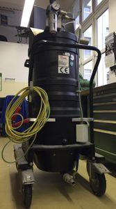 RUWAC - 20 l Industriesauger Staubsauger für Brennbares Druckluftantrieb - BF SD – Bild 1