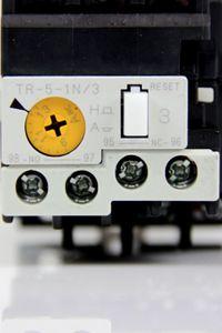 FUJI ELECTRIC TR-5-1N/3 Thermisches Überlastrelais Relais Relays – Bild 2
