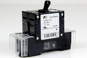 FUJI ELECTRIC CP32E / 1DC Schütz CIRCUIT PROTECTOR CP-S2 1A DC – Bild 1