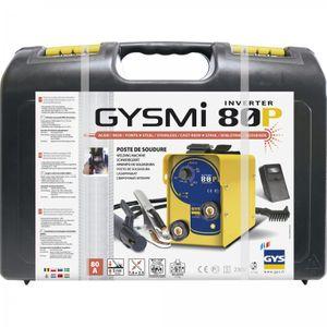 GYS GYSMI 80 P 80A 230V Elektroden Schweißgerät Schweißinverter + KOFFER – Bild 2