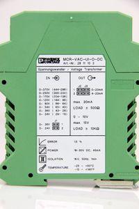 Phoenix Contact - Spannungsmessumformer - MCR-VAC-UI-O-DC - 2811103 – Bild 3