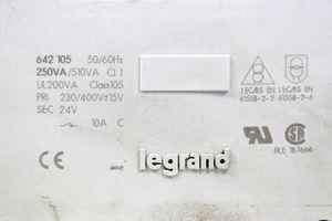 Legrand 642 105 Transformator Trafo 250VA / 510 VA  Pri. 230 / 400 V Sec. 24V – Bild 3