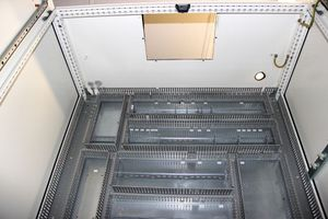 Rittal TS 8206 Schaltschrank Enclosure Montageplatte 1200x2000x600mm | PF 6 – Bild 5