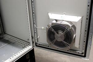Rittal TS 8206 Schaltschrank Enclosure Lüfter Montageplatte 1200x2000x600mm – Bild 5