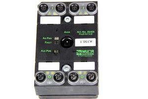 MURR Elektronik - MASI67 DI4/0,2A DO4/0,5A 8xM8 E/A Erweiterungsmodul - 56408 – Bild 1