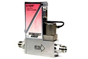 BRONKHORST EL FLOW Dgital Mass Meter Controller für Ar 60 ln/min F-201AC-FGB-00 – Bild 1