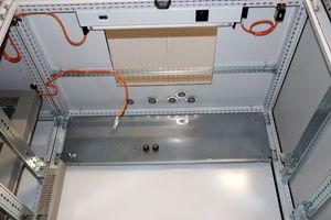Rittal TS 8608 + TS 8208 Schaltschrank Enclosure Montageplatte 1800x2000x800 mm – Bild 7