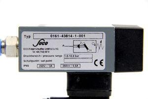 "Suco 0161 Druckschalter Membran-/ Kolbendruckschalter 1...10bar 250V 1/4"" IP65 – Bild 2"