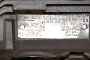 SIEMENS Elektromotor 1LA71312AA69-2 Motor ~3 7,5 kW – Bild 4
