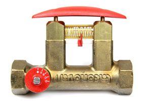 TacoSetter Bypass 100 DN 20 ¾ x  ¾ Nr. 223.2360.000 Regulierventil, 4-15 l/min. – Bild 1
