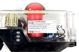 Pneumatischer Schwenkantrieb EA KA25-EE55 + EE620552 + 9710000 + TCR3MVSAZK – Bild 4