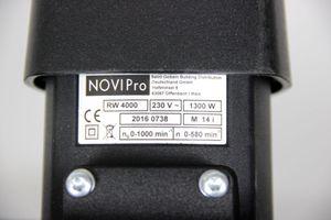 NOVIPro RW 4000 Rührwerk Handmischer Rührgerät Handrührgerät – Bild 4