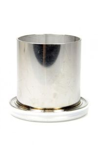 Vakuum ISO K Flansche mit Rohransatz ISO-K DN 80 Vacuum NEU – Bild 2
