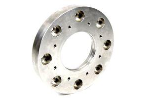 Überwurfflansche ISO DN 160 Edelstahl Vacuum Rotatable boltrings stainless steel – Bild 1