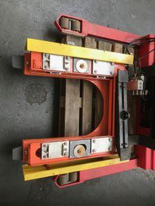 Veni KMS.AC.Mch.2FL.PH.Sh  Hochhubwagen  Freihub/ Seitenhub Batterie defekt – Bild 2