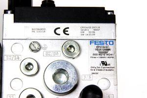 FESTO Ventilinsel CPV14-VI - Elektrik-Anschaltung Schalldämpfer U-1/2-B Stecker  – Bild 3