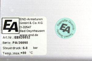 EA END Amaturen Schwenkantrie bEE620852 ZA28-EE85 AM621407/ A Ventil DN 50 PN 64 – Bild 5