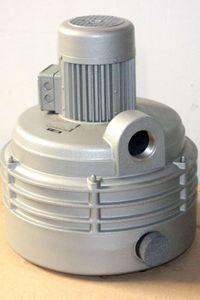 Rietschle CEV3709-DS3 Zentrifugalgebläse Radialgebläse 0,55kW centrifugal blower – Bild 1