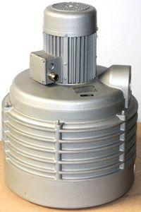 Rietschle CEV3709-DS5 Zentrifugalgebläse Radialgebläse 1,1kW centrifugal blower – Bild 2