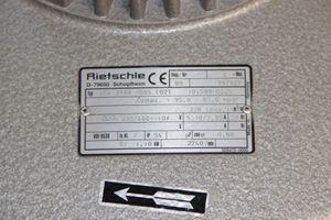 Rietschle CEV3709-DS5 Zentrifugalgebläse Radialgebläse 1,1kW centrifugal blower – Bild 3