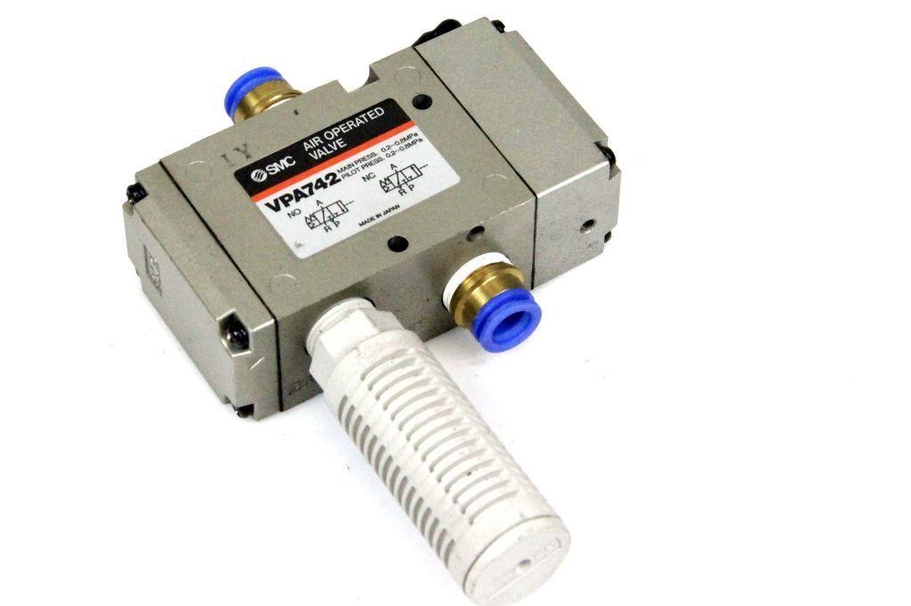 SMC VPA742 Pneumatik Ventil Air Operated Valve