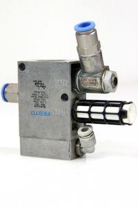 FESTO Pneumatikventil Magnetventil VL/O-3-1/4 – Bild 1
