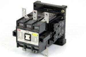 ABB EH 65 Blockschütze 85 Amp SK 823 001 – Bild 1