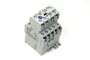 ALLEN BRADLEY 700DC-MB310 Hilfsschütz 300V 10A  + 195-MA40 – Bild 1