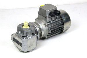 LAIPPLE/KEB M56C4+ REXROTH 3842 527 870 Getriebemotor Winkelgetriebe i=30 0,14kW – Bild 2