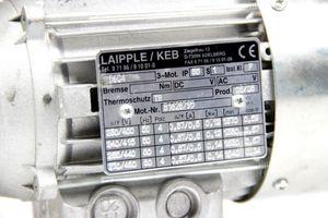 LAIPPLE/KEB M56C4+ REXROTH 3842 527 870 Getriebemotor Winkelgetriebe i=30 0,14kW – Bild 3