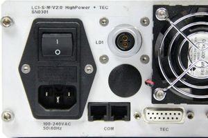 High Q Laser LC1-S-M-V2.0 Laser Controller 100 - 240 V AC 50 / 60 Hz – Bild 6