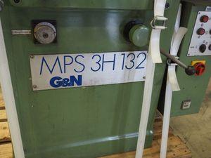 G&N - Schleifmaschine für Silizium-Barren - MPS 3H 132 - Bj 1989 – Bild 4
