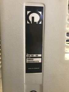 LEYBOLD - Vacuum Pump Vakuumpumpe Pumpenstand Booster - 253m³/h  2,0 x 10-5 mbar – Bild 6