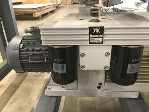LEYBOLD - Vacuum Pump Vakuumpumpe Pumpenstand Booster - 253m³/h  2,0 x 10-5 mbar – Bild 10